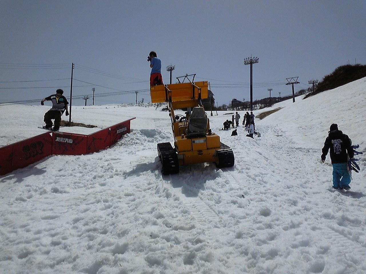 残雪SESSION
